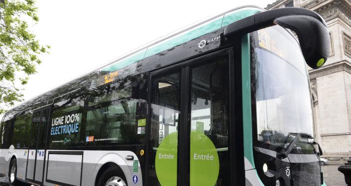 un autobus de la RATP