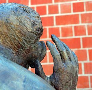Un homme qui écoute (archive photo)