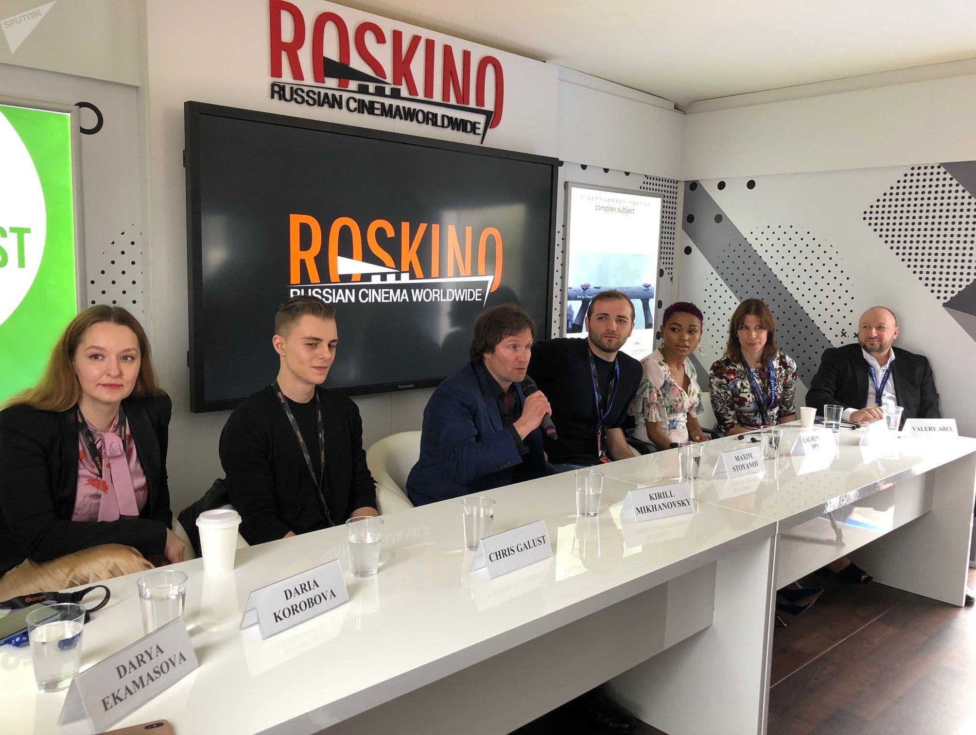 «Give me liberty» de Kirill Mikhanovski a été présenté dans le Pavillon russe de RosKino à Cannes