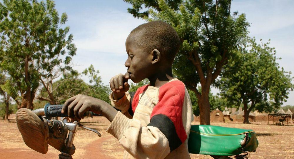 Burkina Faso Enfant