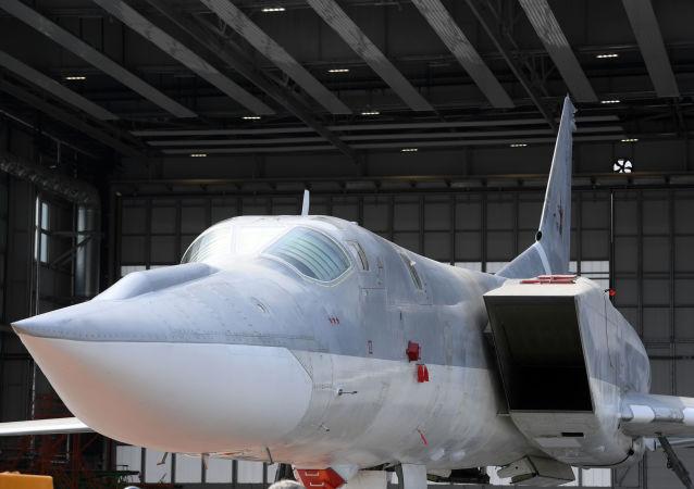 Le bombardier modernisé Tu-22M3M à l'usine aéronautique de Kazan