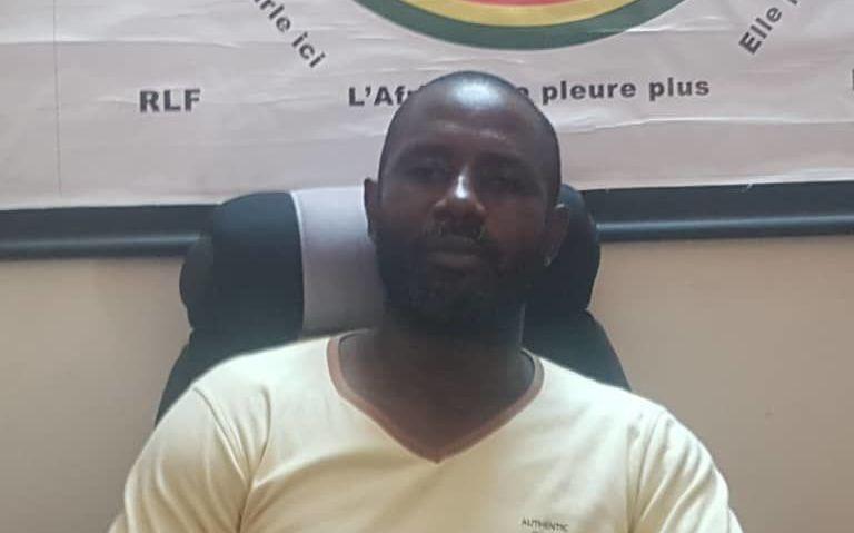 Aboubacar Kanté, directeur du label de Tiken Jah Fakoly