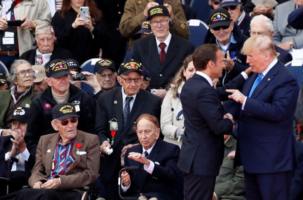 Le 75e anniversaire du débarquement des Alliés célébré en Normandie
