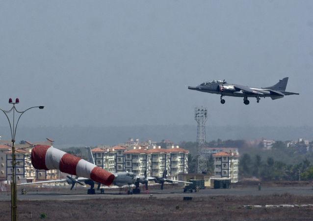 La base aérienne indienne INS Hansa à Goa (archive photo)