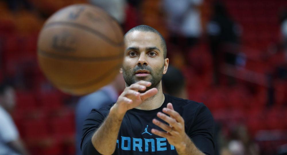 Basketball : à 37 ans, la légende française Tony Parker annonce sa retraite