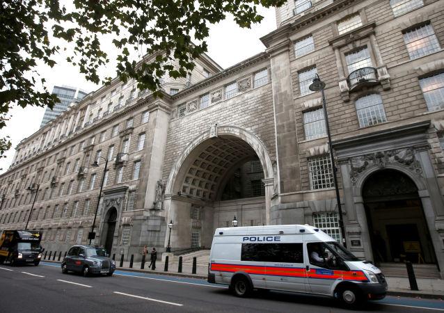 Le siège du MI5