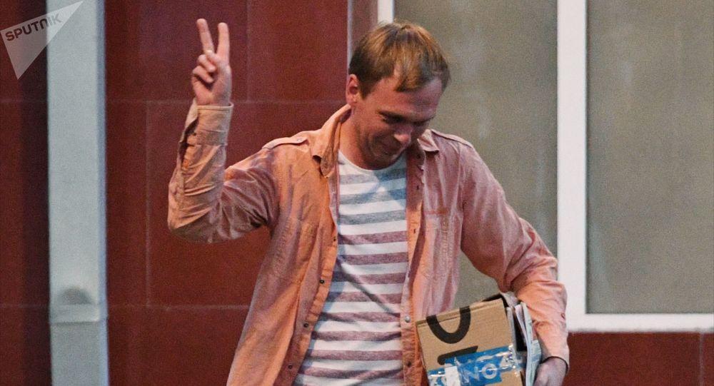 Ivan Golounov libéré