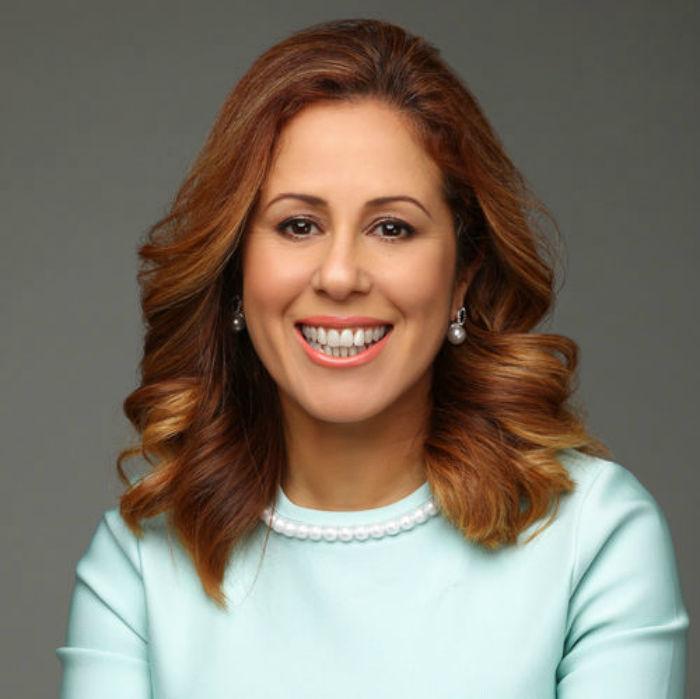 Leila Ben Hassen, fondatrice et PDG de Blue Jay Communication, organisatrice du Forum africain sur l'économie bleue