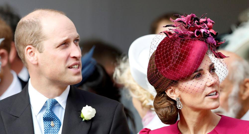 Une dame de 83 ans percutée par le convoi de Kate Middleton et du prince William