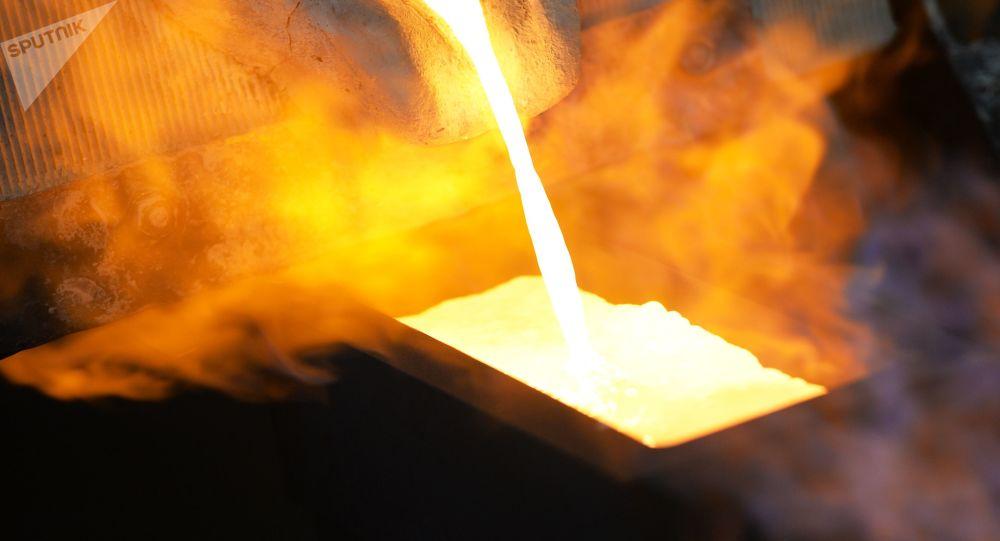 «L'or pourrait devenir le seul gagnant de la guerre commerciale entre les USA et la Chine»