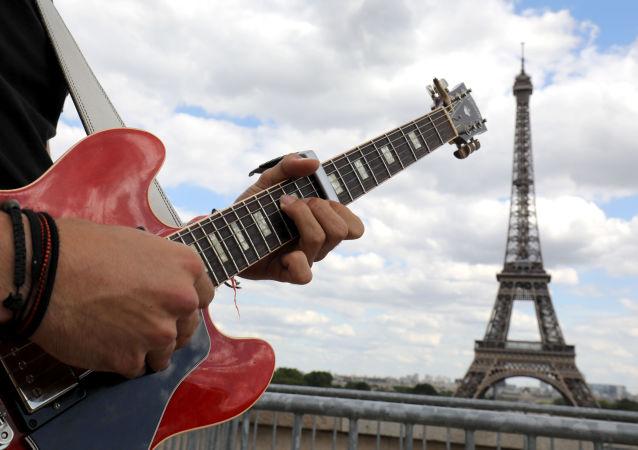 La Fête de la musique à Paris