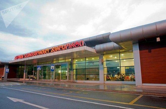 Aéroport international à Batoumi