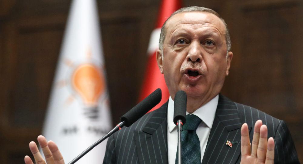 Recep Tayyip Erdogan (archives photo)