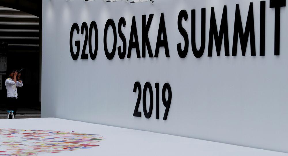 G20 à Osaka