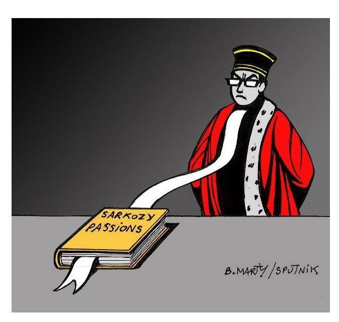 «Passions»… pour la justice? Sarkozy sort son nouveau livre en pleine tourmente judiciaire