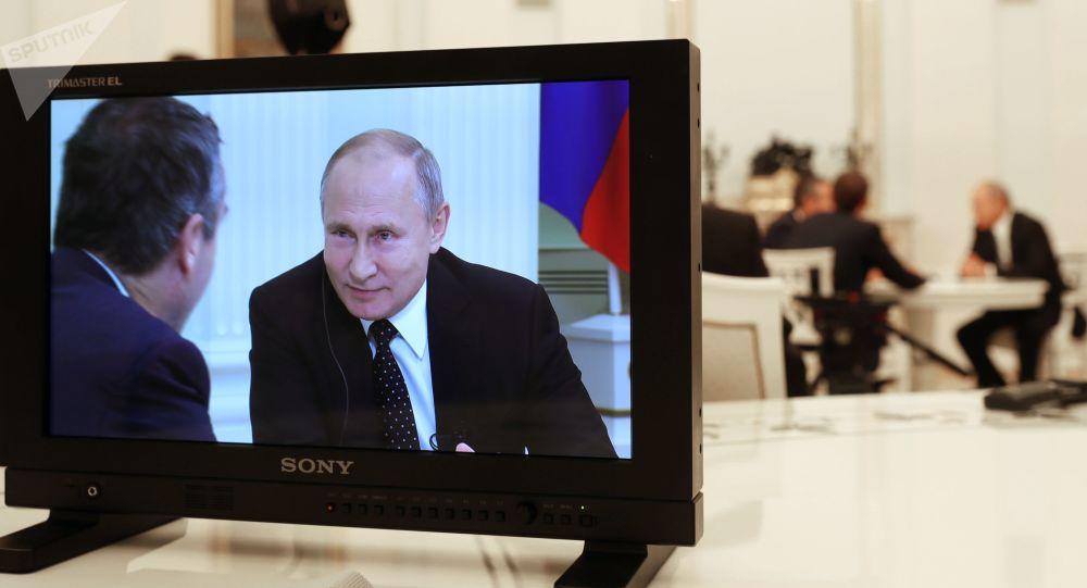 L'interview de Vladimir Poutine au Financial Times