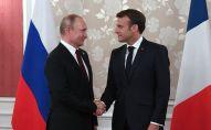 Rencontre Macron-Poutine en marge du sommet G20 à Osaka