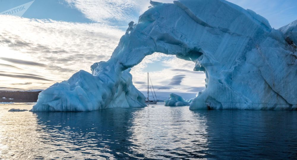 Un iceberg (image d'illustration)