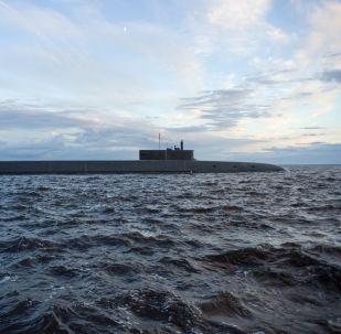 K-549 Knyaz Vladimir, sous-marin russe