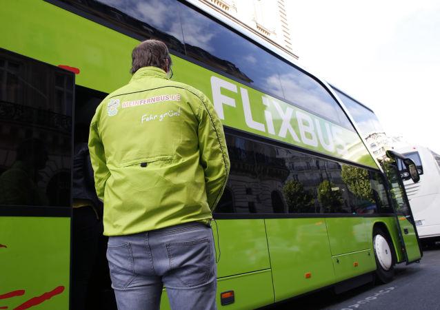FlixBus, image d'illustration