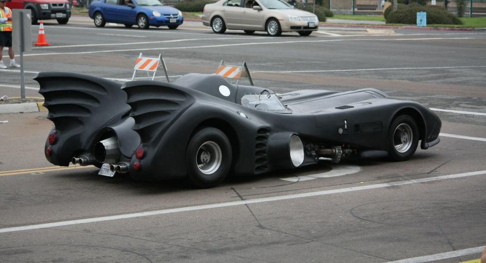 Batmobile, image d'illustration