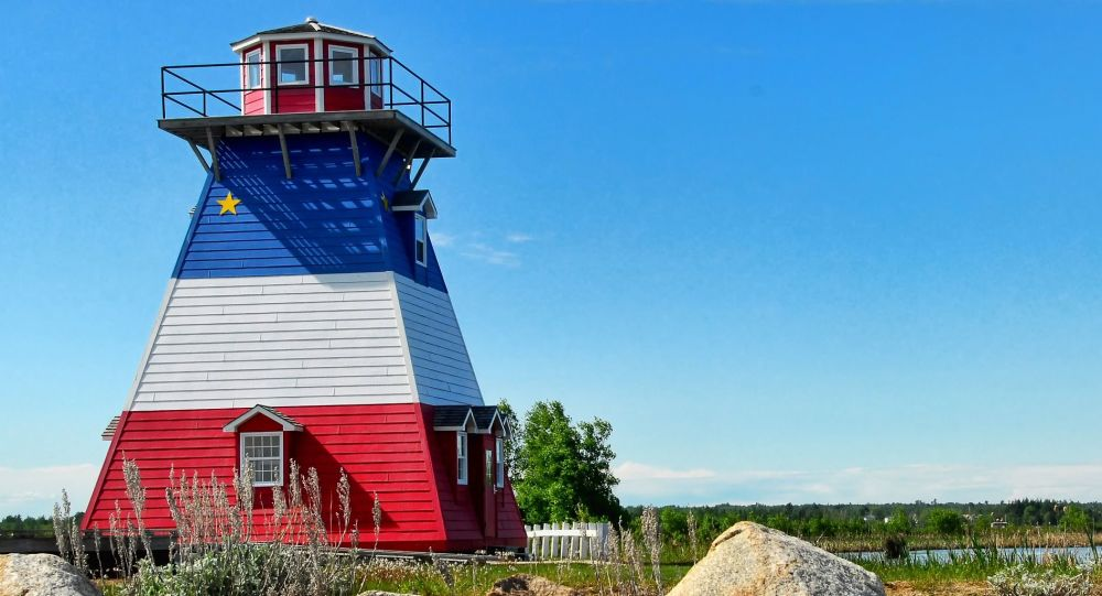 Phare Couleurs d'Acadie