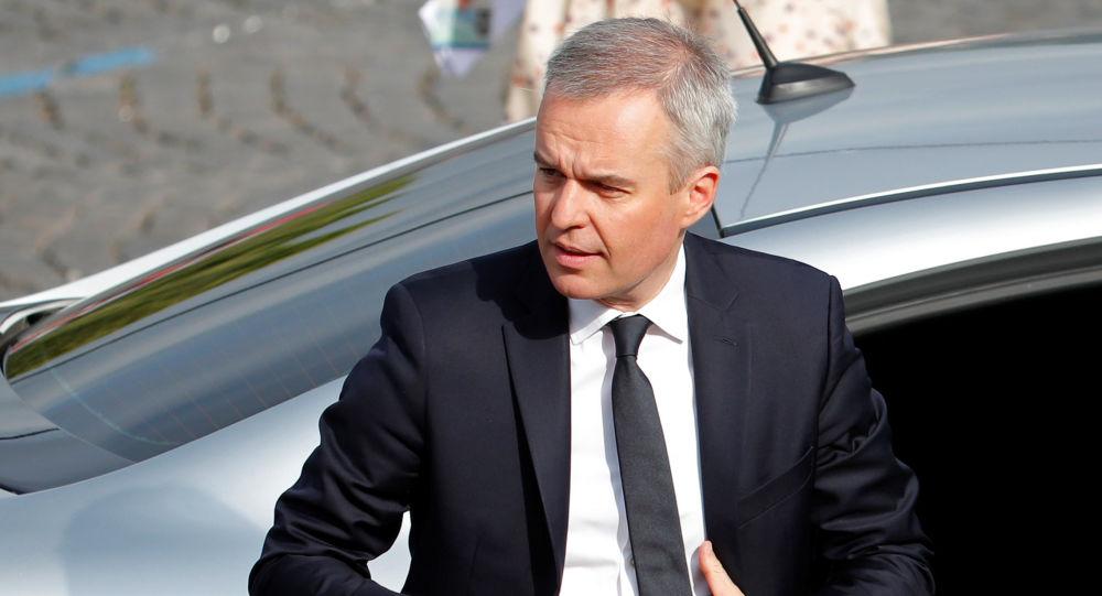 Macron réagit via Sibeth Ndiaye à la démission de François de Rugy