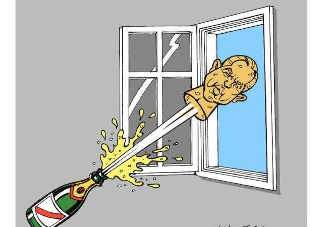 Après le champagne, François de Rugy sabre son poste