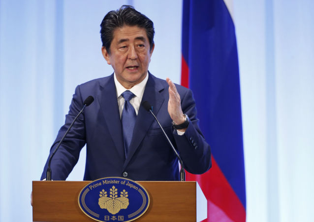 Shinzo Abe (archives photo)