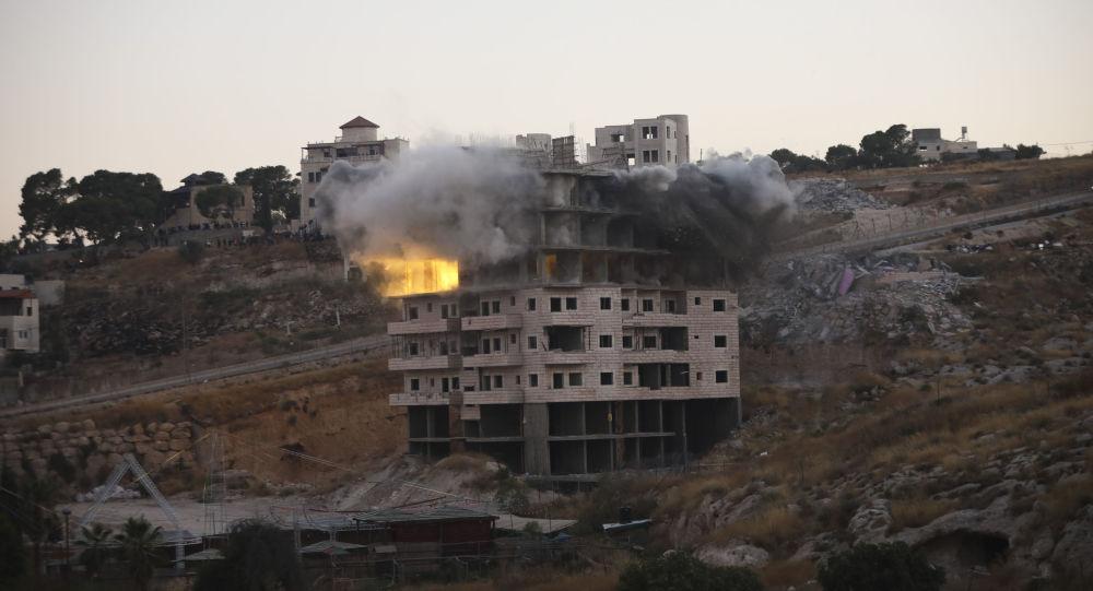 Sour Baher, au sud de Jérusalem