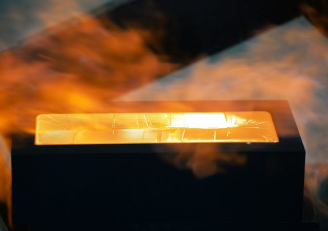 Lingot d'or