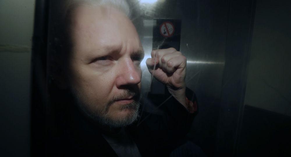 Julien Assange
