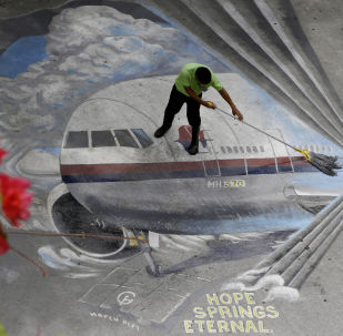 Disparition d'un avion de la Malaysia Airlines
