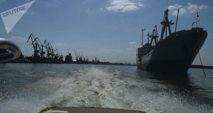 Port d'Izmaïl (archive photo)