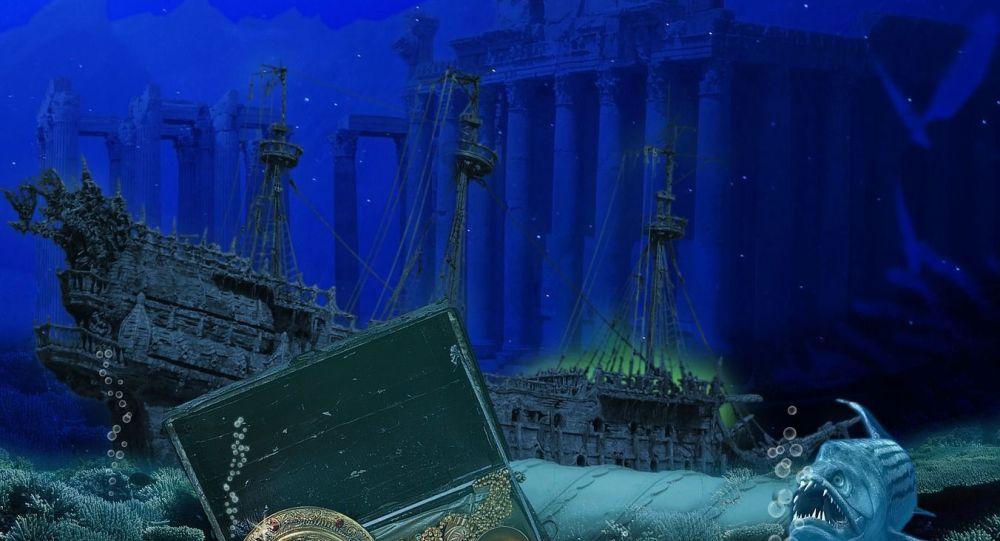 Un navire vieux de 500 ans retrouvé parfaitement intact sur un fond marin- vidéo