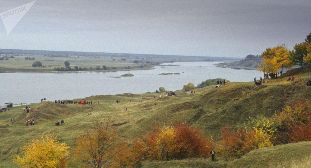 La rivière Oka
