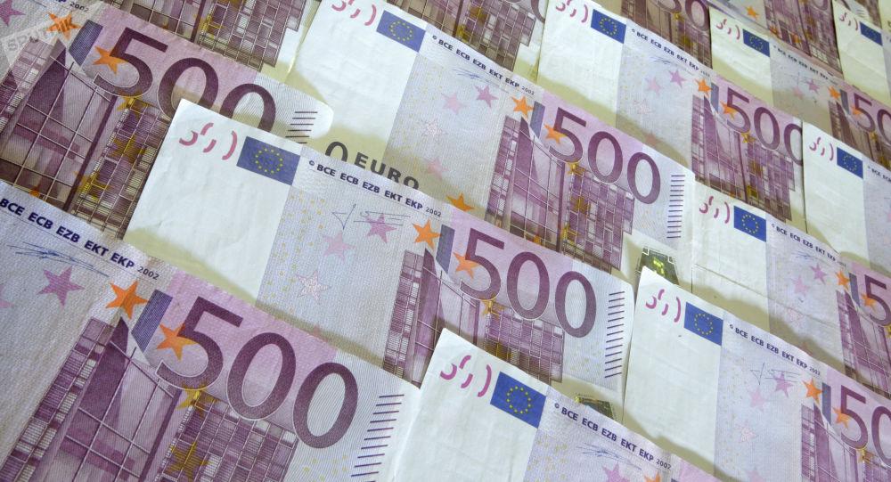 Les billets de 500 euros
