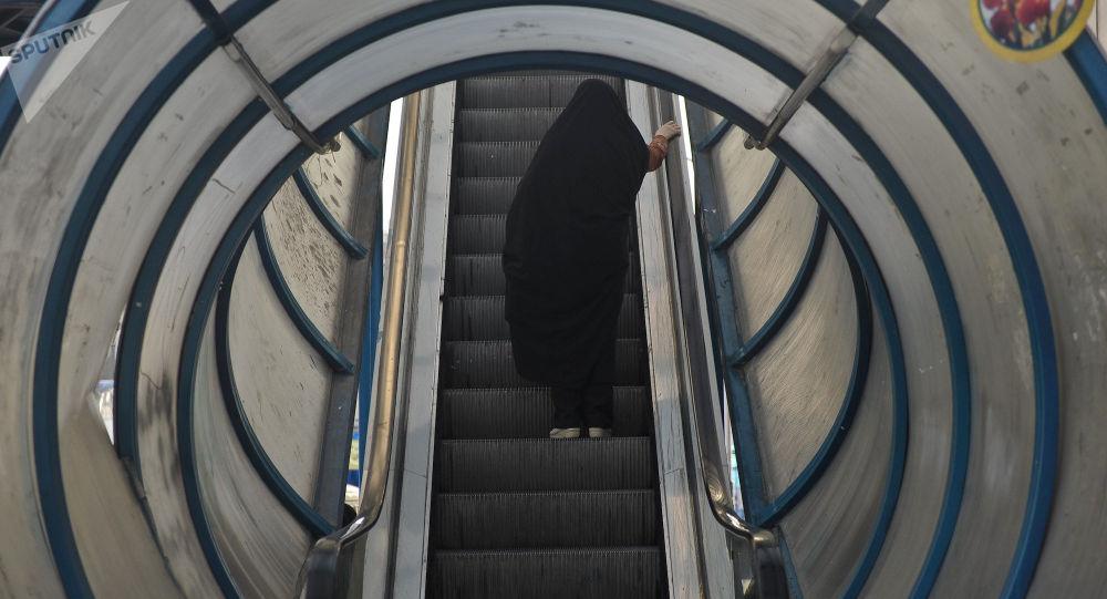 burqa (image d'illustration)