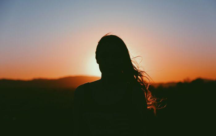 une femme (image d'illustration)
