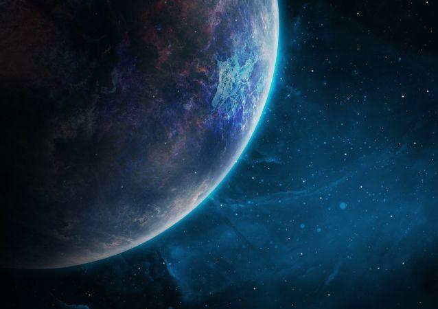 Une planète (image d'illustration)
