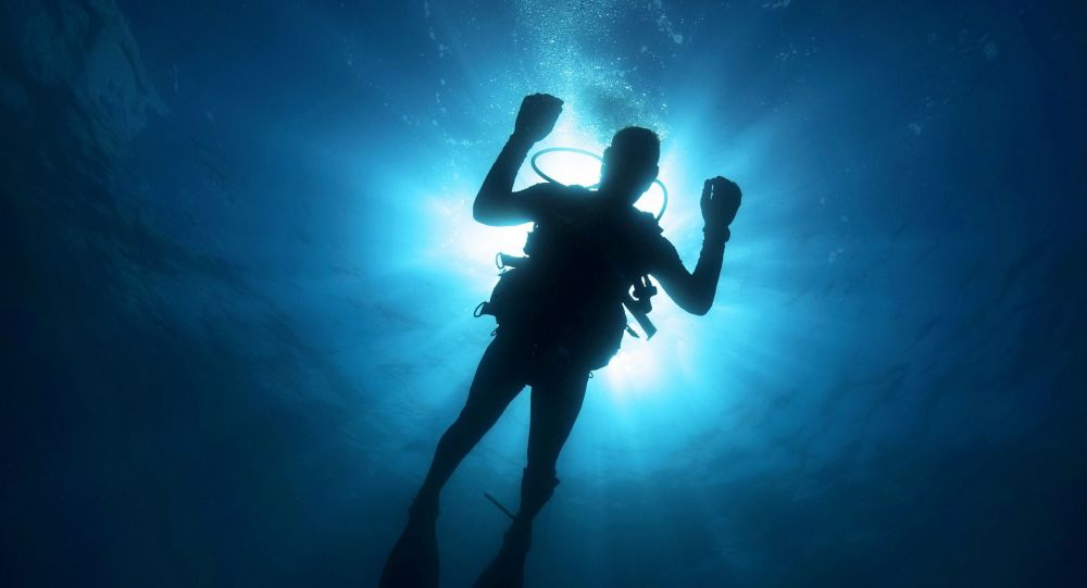Un plongeur (image d'illustration)