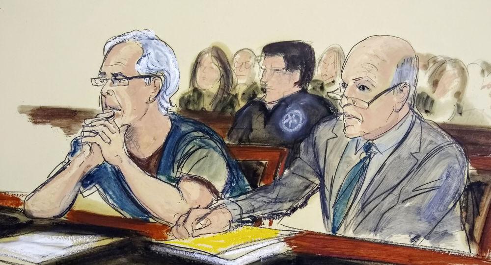 Affaire Jeffrey Epstein