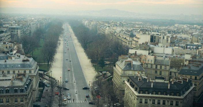 Avenue Foch à Paris (archive photo)