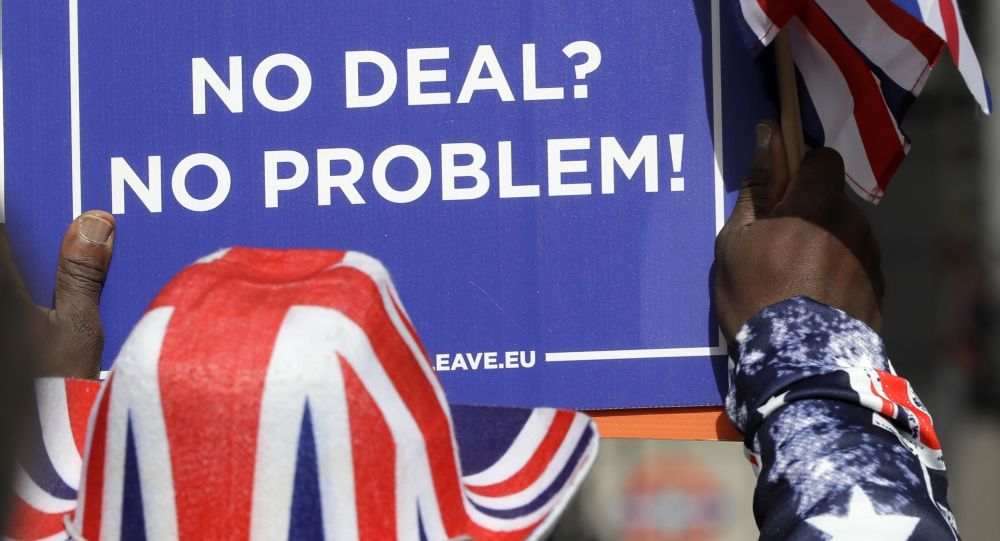 Un Brexit sans accord