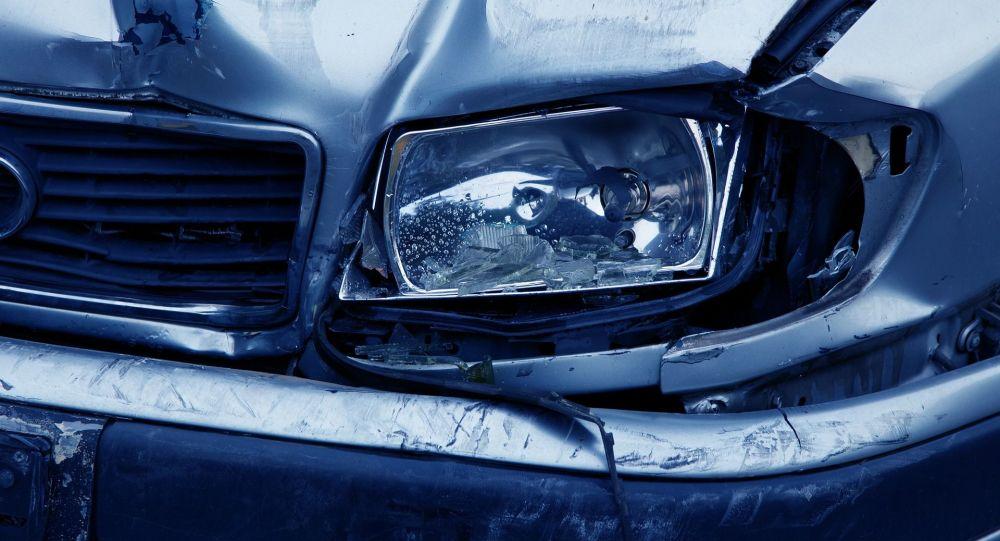 Le surpoids d'une femme lui sauve la vie lors d'un accident de voiture