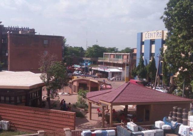 Centre-ville de Ouagadougou