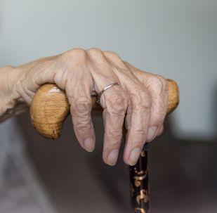 Une retraitée (image d'illustration)