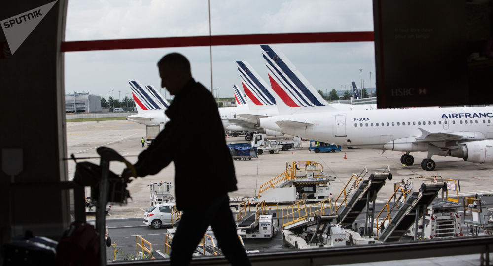 Airport Charles de Gaulle, archives