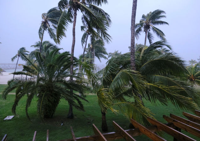 l'ouragan Dorian ravage les Bahamas