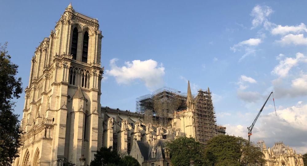 Chantier de Notre-Dame de Paris : le général Georgelin recadré